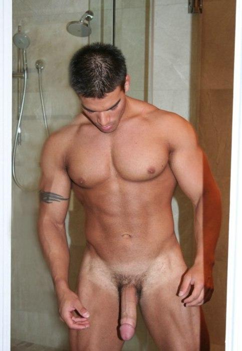 парни накаченные высокие голые порно